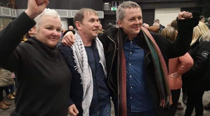 Terremoto político en las elecciones irlandesas