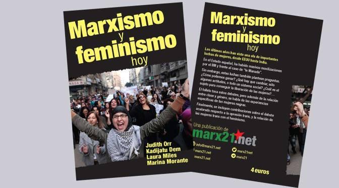 Folleto Marxismo y feminismo hoy