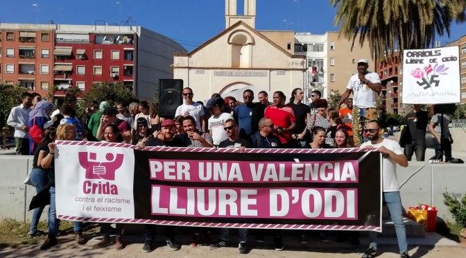 València: unitat, solidaritat i suport mutu