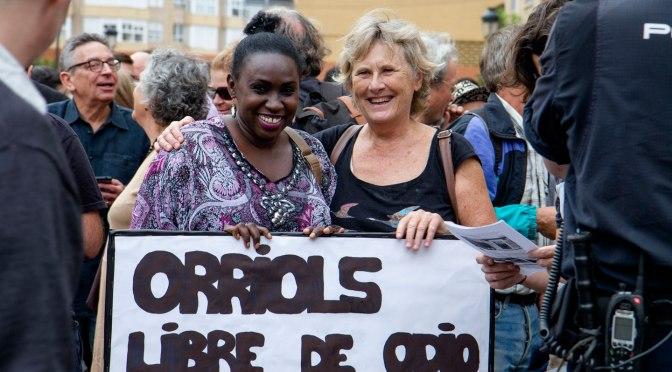 València: unidad, solidaridad y apoyo mutuo