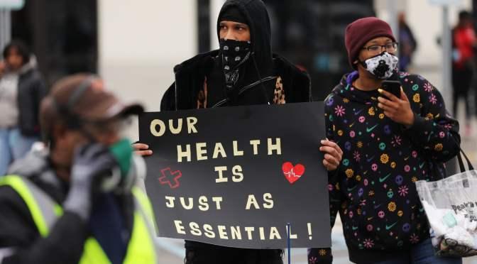 Declaración de la Corriente Socialismo Internacional (IST) sobre la pandemia del Coronavirus, #COVID-19