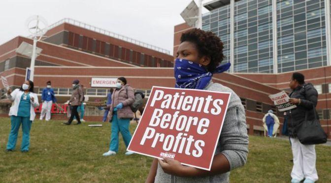 EEUU: Las protestas laborales se extienden por todo el país