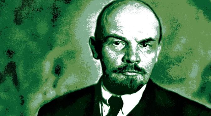 Vladimir Lenin: Guia Anticapitalista