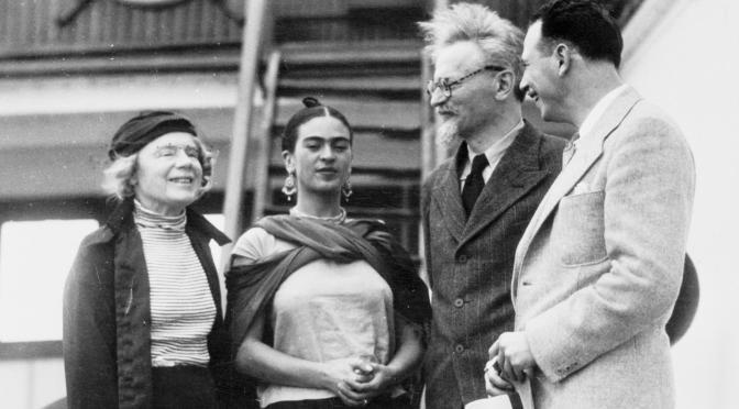 Trotski: concierto de provocaciones para libro inquieto [Versión completa]