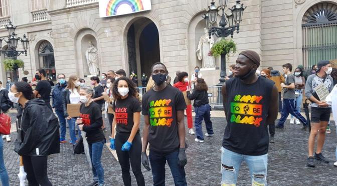 #BlackLivesMatter: protestes a l'Estat espanyol