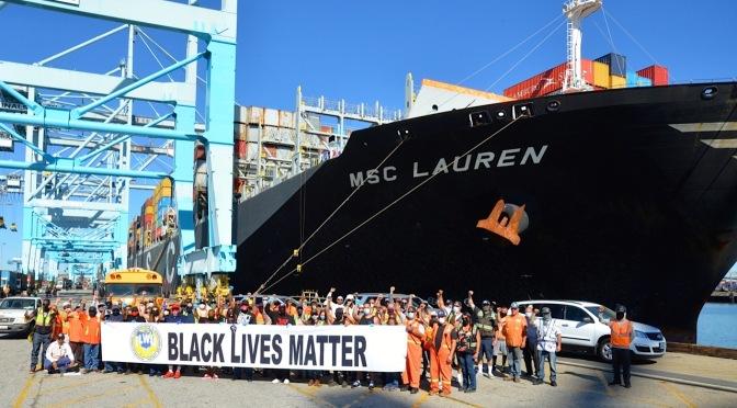 La clase trabajadora y el movimiento #BlackLivesMatter