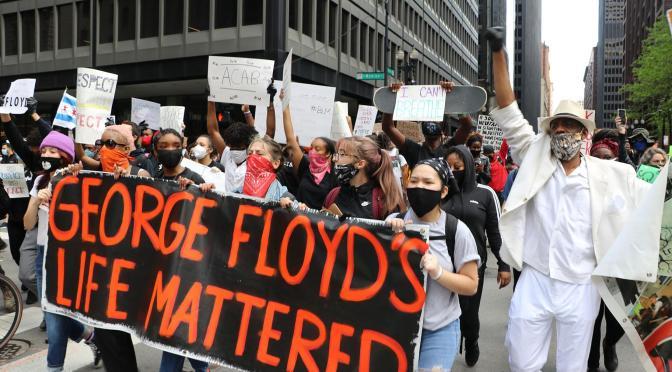 El asesinato de George Floyd y la rebelión en curso: declaración de Marx21 USA