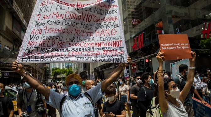 """""""La lucha de Hong Kong no es una 'revolución de colores' sino que responde a problemas locales"""""""