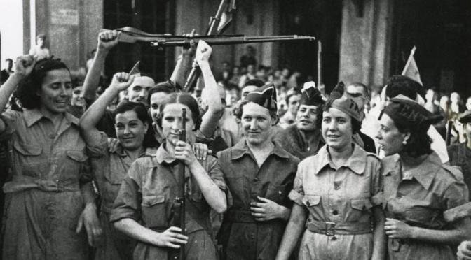 Revolución y guerra en España en 1936: una batalla que podría haberse ganado