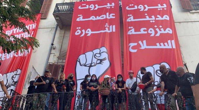 Beirut, capital de la revolución