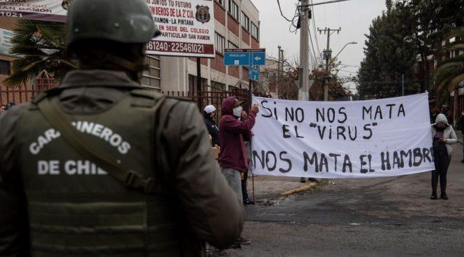 Pandemia: crisis y resistencias