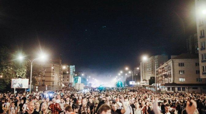 Bielorrusia: Los trabajadores aumentan la presión sobre el régimen