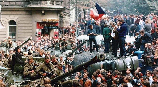 """Agosto de 1968: El """"orden"""" reina en Praga"""