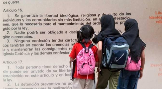 Non à l'islamophobie: oui à une vraie laïcité
