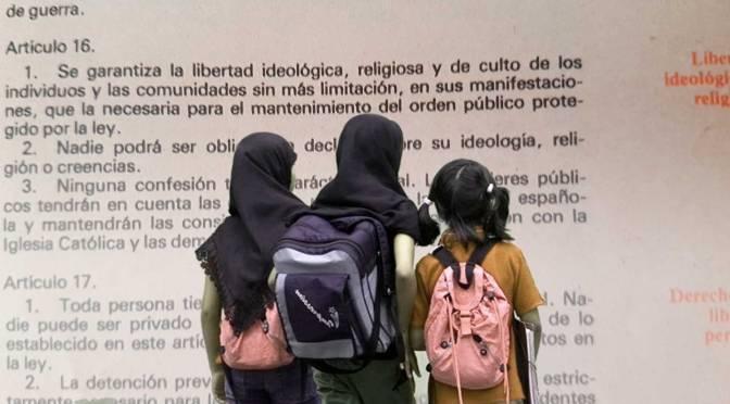 No a la islamofòbia: si a una laïcitat de veritat